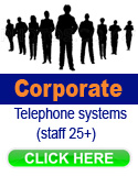 Corporate Business Phone System