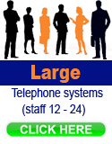 Phone Systems for Large Business