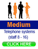 Phone Systems for Medium Business