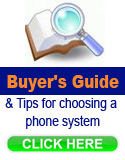 Buyers Guide for Choosing a Phone System
