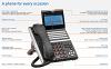 NEC sv9300 24 buttons handset
