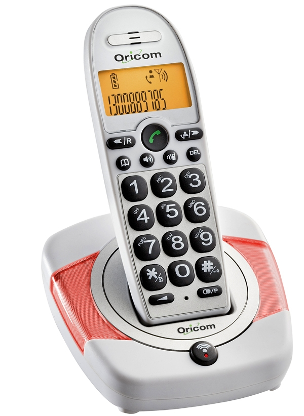 User Manual Download Bb100  Cordless Phone Oricom Bb100wh