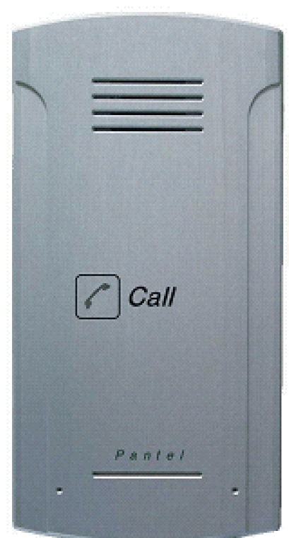 Ip Door Phone Intercom Surface Mounted No Keypad No Camera