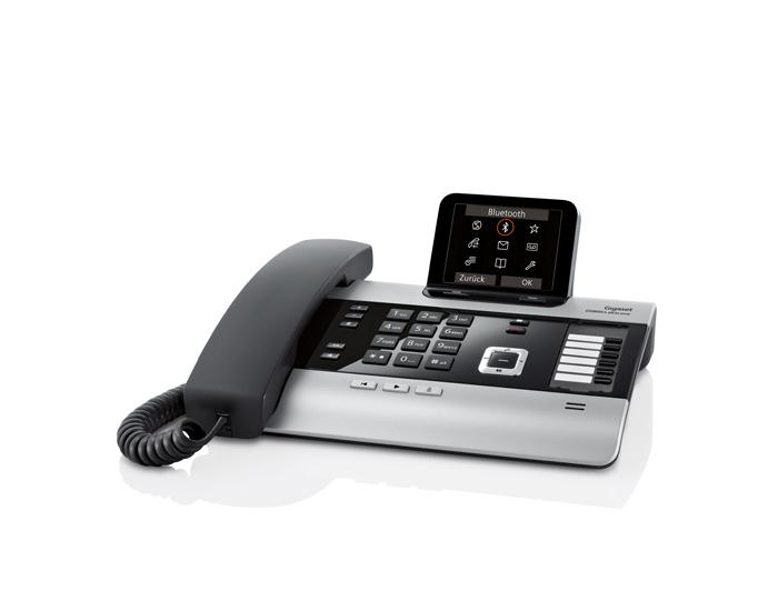 Gigaset DX800A All in One Multiline Desktop Phone - 30 Name & Number ...