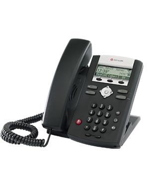 Polycom SoundPoint IP 330 Deskphone (2200-12365-225)