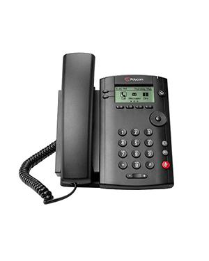 Polycom VVX 101 1-line Desktop Phone