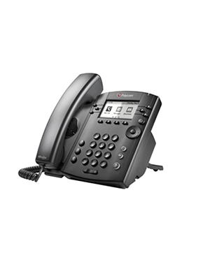 Polycom VVX 311 6-line Desktop Phone Gigabit Ethernet with HD Voice