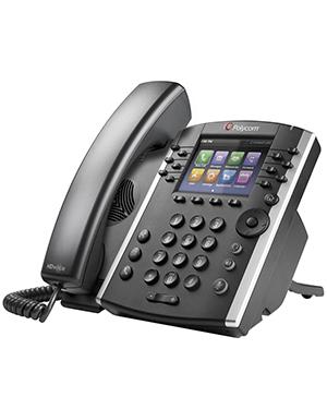 Polycom VVX 401 12-line Desktop Phone (Skype Edition)