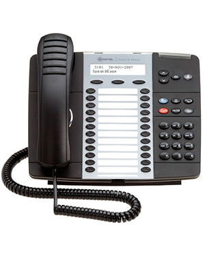 Mitel 5224 Black IP Dual Mode Phone