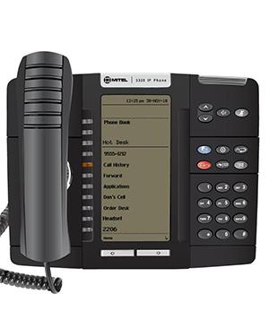 Mitel 5320 Black IP Phone