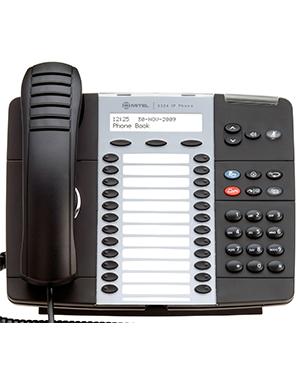 Mitel 5324 Black IP Phone