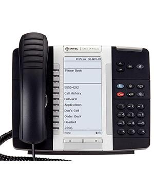 Mitel 5340 Black IP Phone