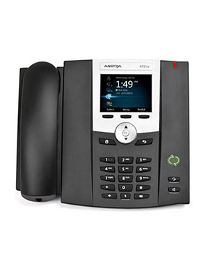 Aastra 6725 Black SIP Phone