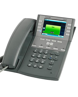 Aastra 7444 Black IP Phone