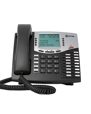 Mitel 8662E Black IP Phone