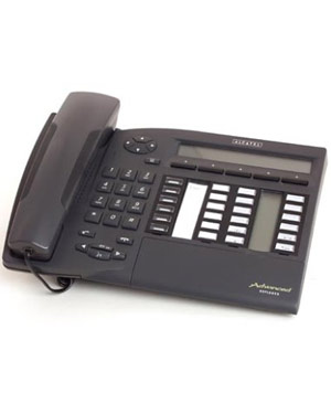 Alcatel 4035 Advanced Reflex Phone Telephone Handset