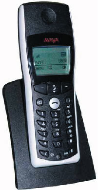 Avaya-3711 Executive Wireless Phone - VOIP Complient Phone System