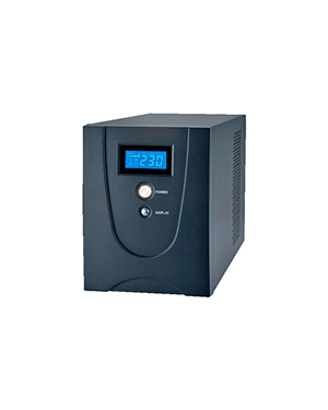 Chase Uluru 1200VA 720W Interactive UPS with LCD Display