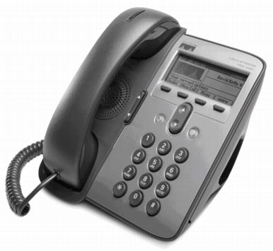 CISCO PHONE CP-7906G  Network products by Cisco Systems