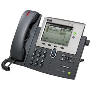 CISCO PHONE CP-7941G+SW-CCME-UL-7941 Network products by Cisco Systems