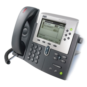 CISCO PHONE CP-7961G-GE  Network products by Cisco Systems