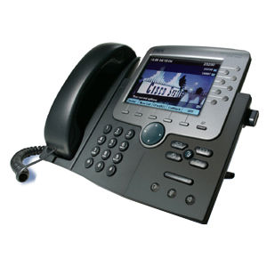CISCO PHONE CP-7971G-GE  Network products by Cisco Systems