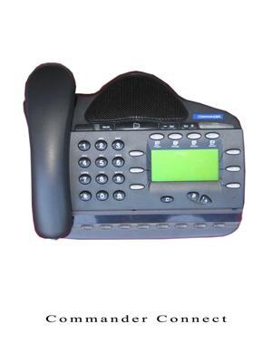 REFURBISHED COMMANDER CONNECT TELEPHONE HANDSET