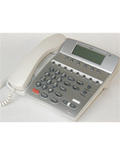 NEC DTR-8D 8-button White Telephone (Refurbished)