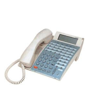NEC DTP 32-button White PABX Telephone