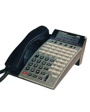 NEC Xen DTU 32-button White Digital Telephone