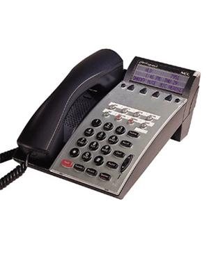 NEC Xen DTU 8-button White Digital Telephone