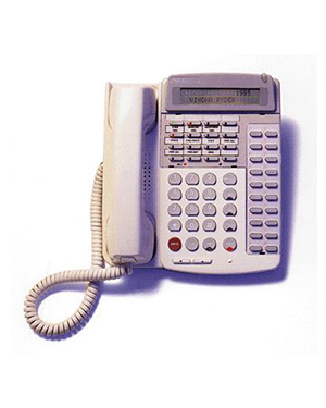 NEC ETJ 16-button White PABX Telephone