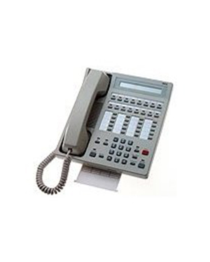 NEC ETT 16-button White PABX Telephone