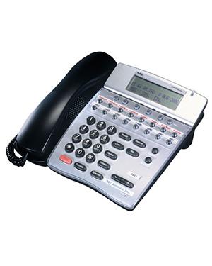 NEC Dterm ITH-16D Black Display Telephone