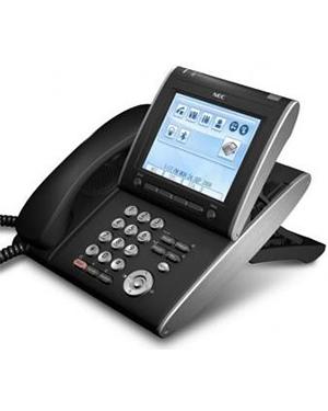 NEC DT750 Series 32-button IP Bluetooth Handset