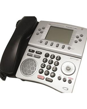 NEC ITR-320C-1M Black IP Telephone
