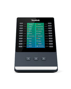 Yealink EXP50 Expansion Module for T5 Yealink Phone Series