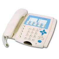 Hybrex, DK3-33 Telephone Handset, WHITE handset