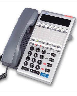 Hybrex DK6-33 Economy Handset Telephone, BLACK the DK6-33 handset offers digital phone system functionality