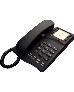 Interquartz Gemini IQ332B Black Handset
