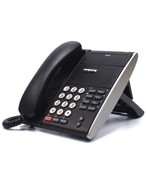 NEC 2-button Non Display IP Telephone (Refurbished)