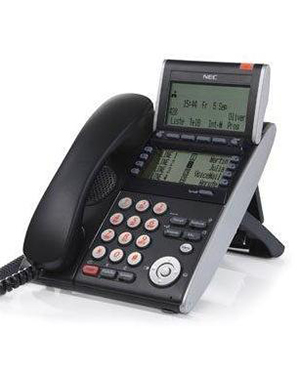 NEC DT730 8-line Dual-screen IP Telephone (Refurbished)