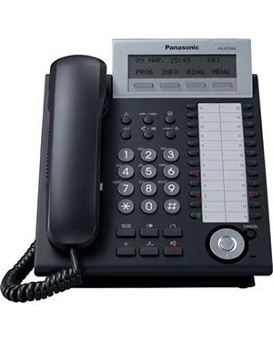Panasonic KX-DT343 Black Digital Telephone