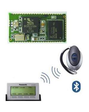 Panasonic KX-NT307 Bluetooth Module
