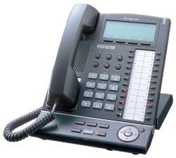 Panasonic KX-T7636 Refurbished Handset Phone Telephone (Black)