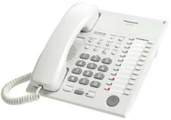 Panasonic KX-T7750 Refurbished Handset Phone Telephone (White)