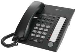 Panasonic KX-T7750 Refurbished Handset Phone Telephone (Black)