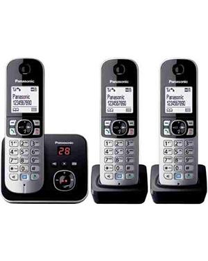 Panasonic KX-TG6823 Cordless Phone (Refurbished)
