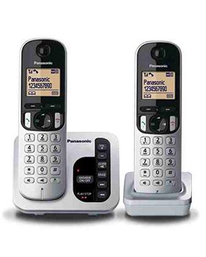 Panasonic KX-TGC 222ALS Cordless Phone