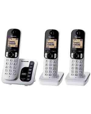 Panasonic KX-TGC 223ALS Cordless Phone